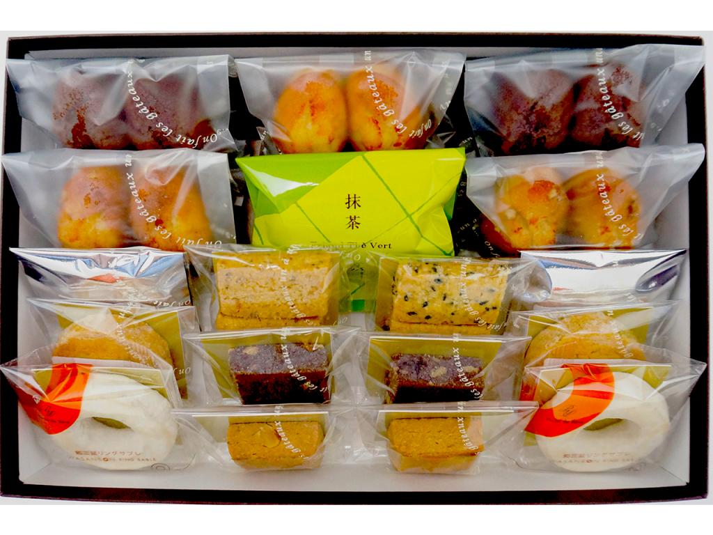 焼き菓子詰め合わせ3300円