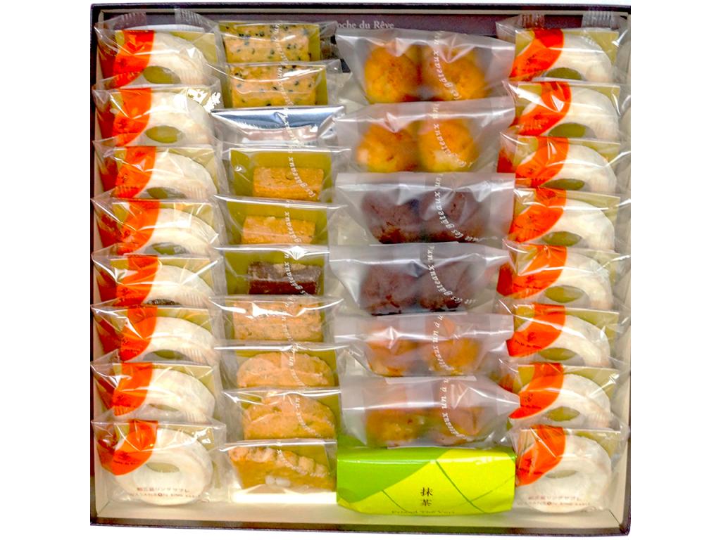 焼き菓子詰め合わせ5500円