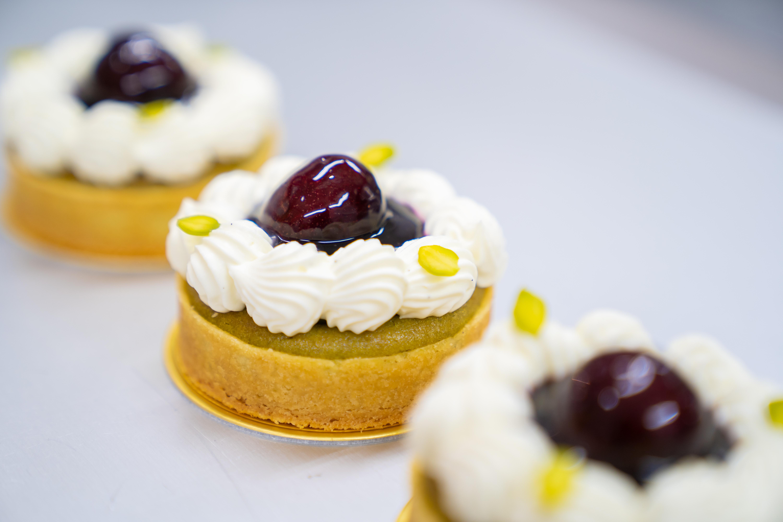 タルトケーキ写真「シシリー」